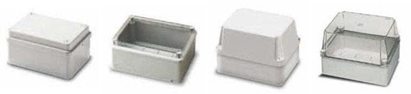 Влагозащищенные соединительные коробки АББ