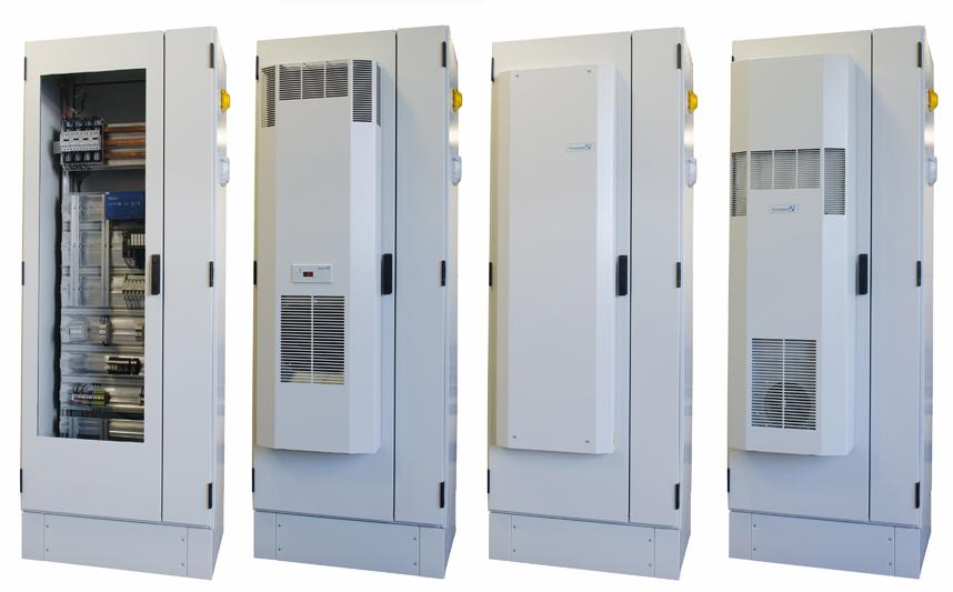 Охлаждающие устройства εCOOL серий DTI/DTS/DTT от Pfannenberg