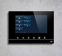 Панель управления АББ для системы управления ABB-free@home®