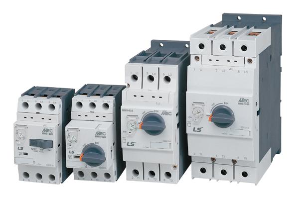 Автоматы защиты электродвигателей LS Meta-MEC