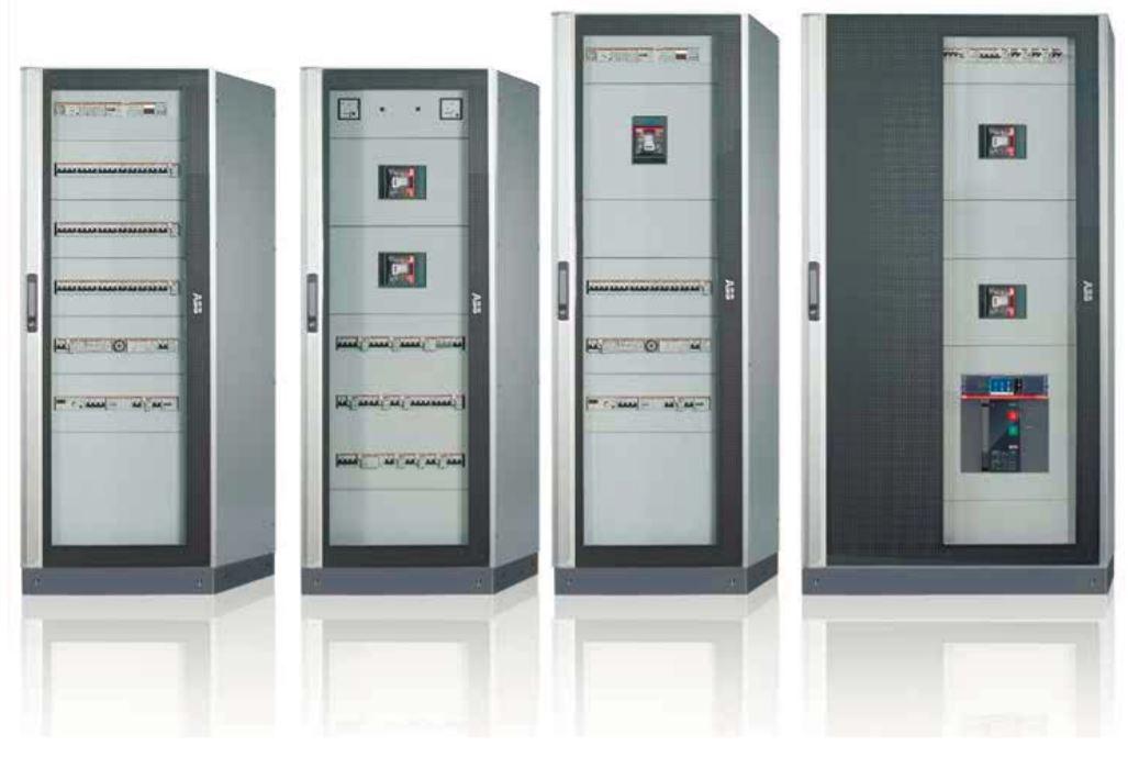 Распределительные шкафы ABB System pro E power